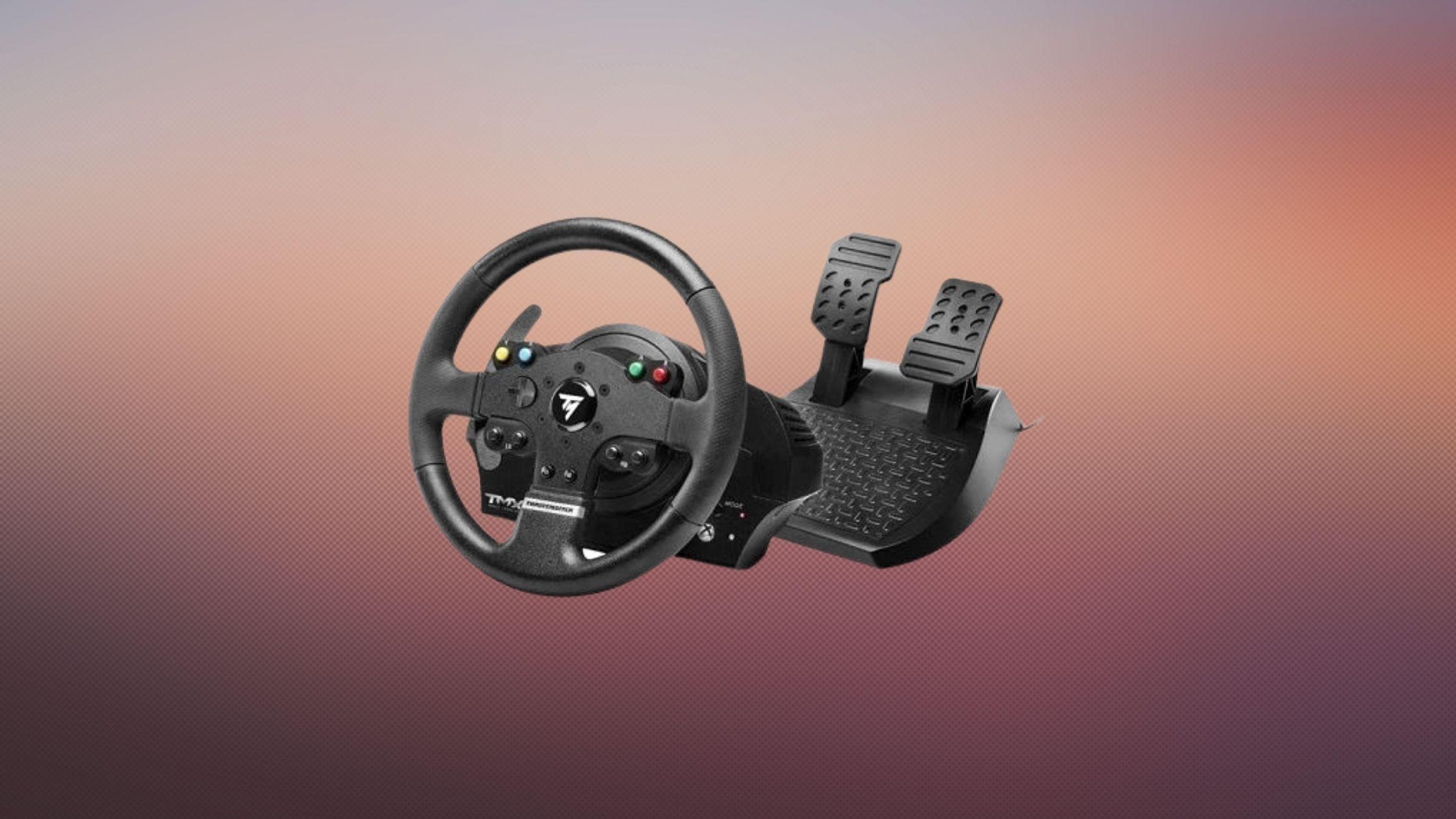 Thrustmaster TMX wheel (1)