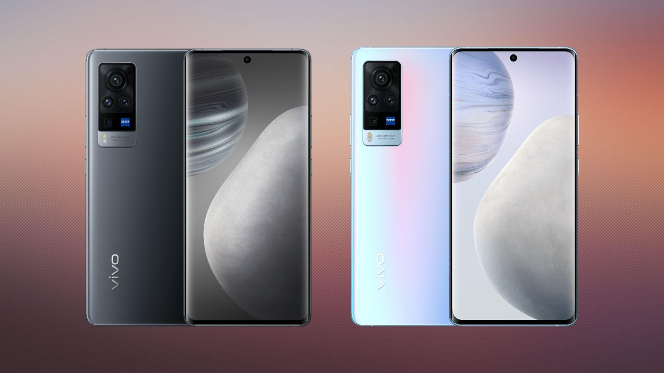 Desain Vivo X60 Pro