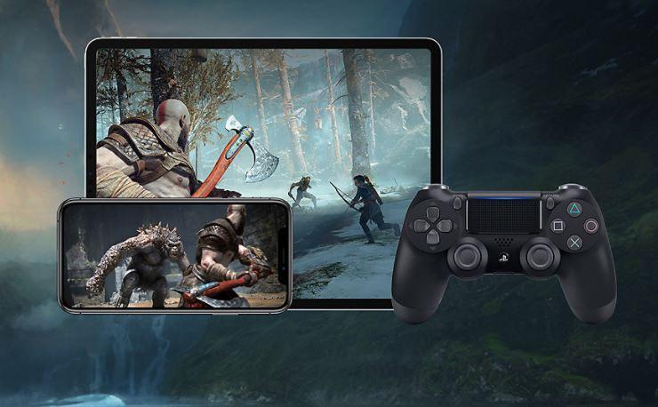 cara mainkan game PS5 di handphone