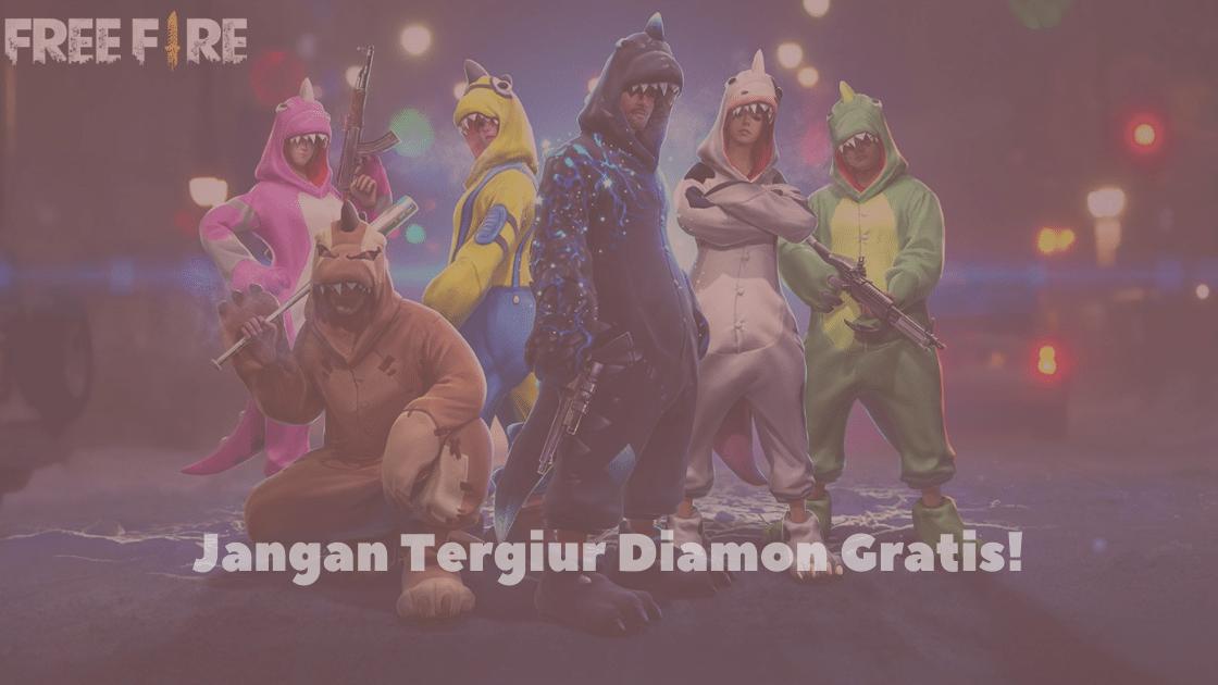 Freefireluckydraw.com Menawarkan Diamond 9999 Dratis