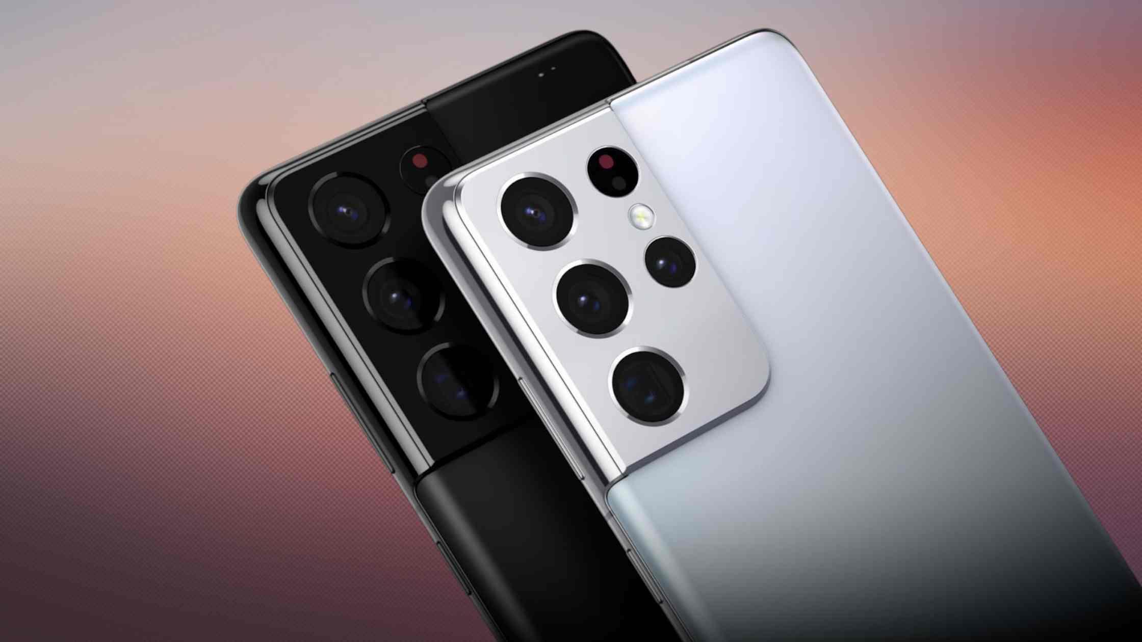 Fitur Kamera Samsung Galaxy S21