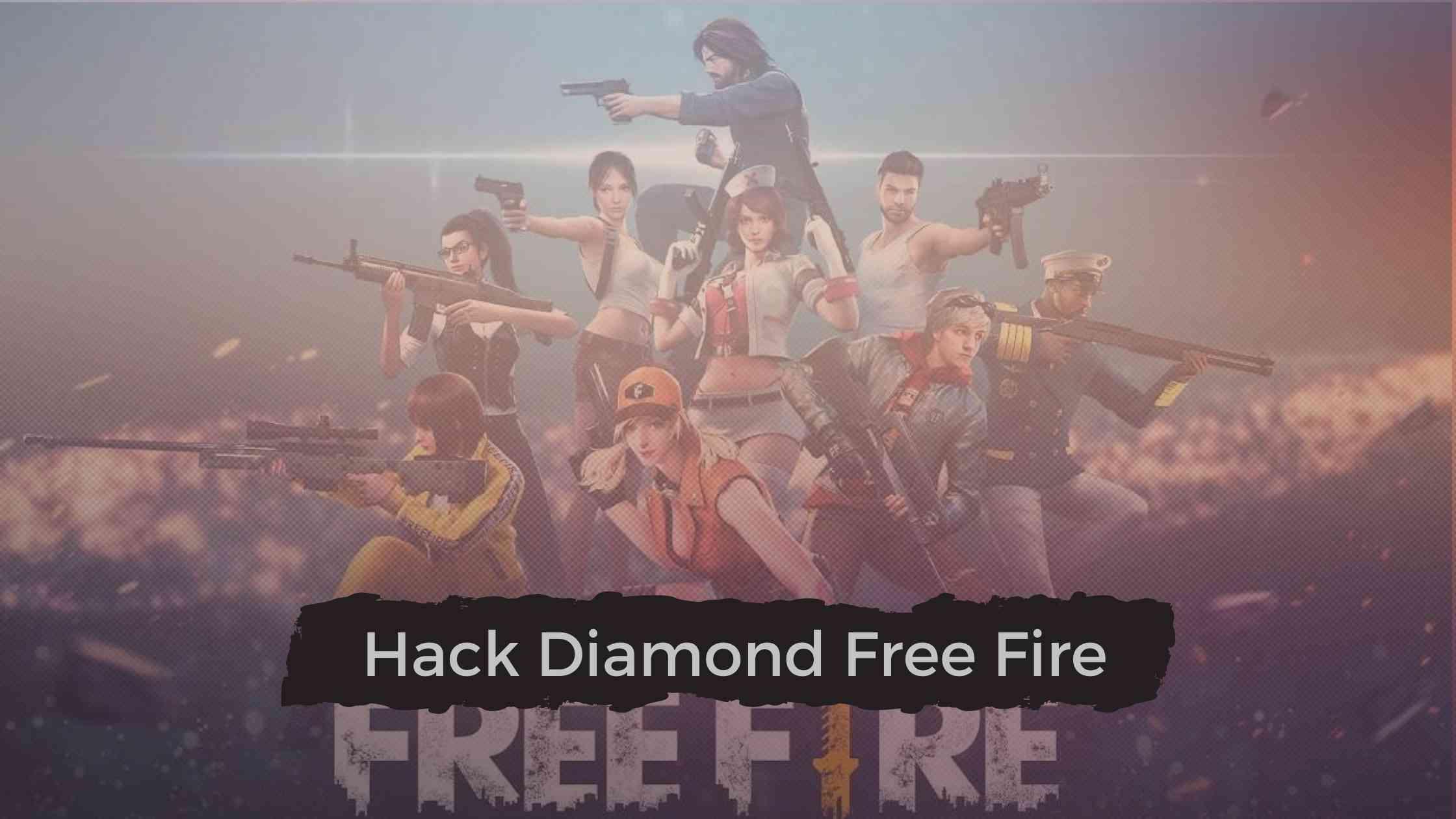Hack Diamond Free Fire