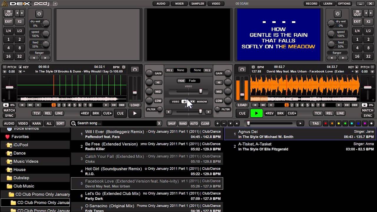 Software Karaoke PC