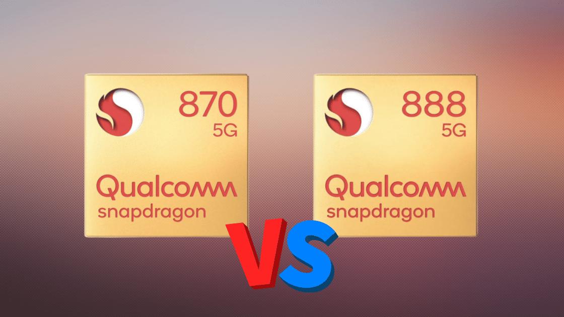 Perbandingan Snapdragon 870 5G vs 888 5G