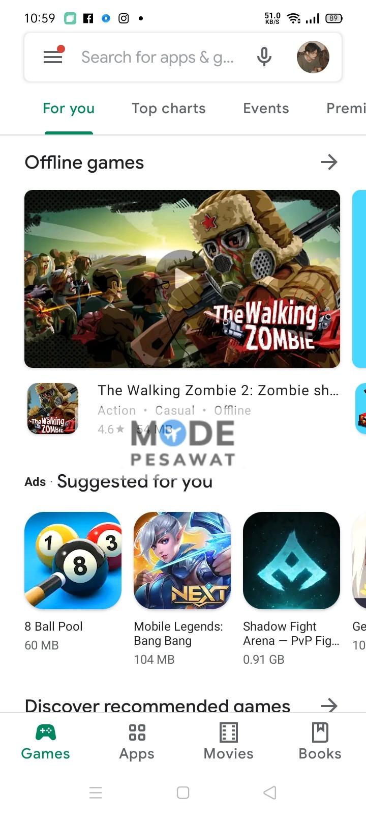 Cara Memperbarui Play Store