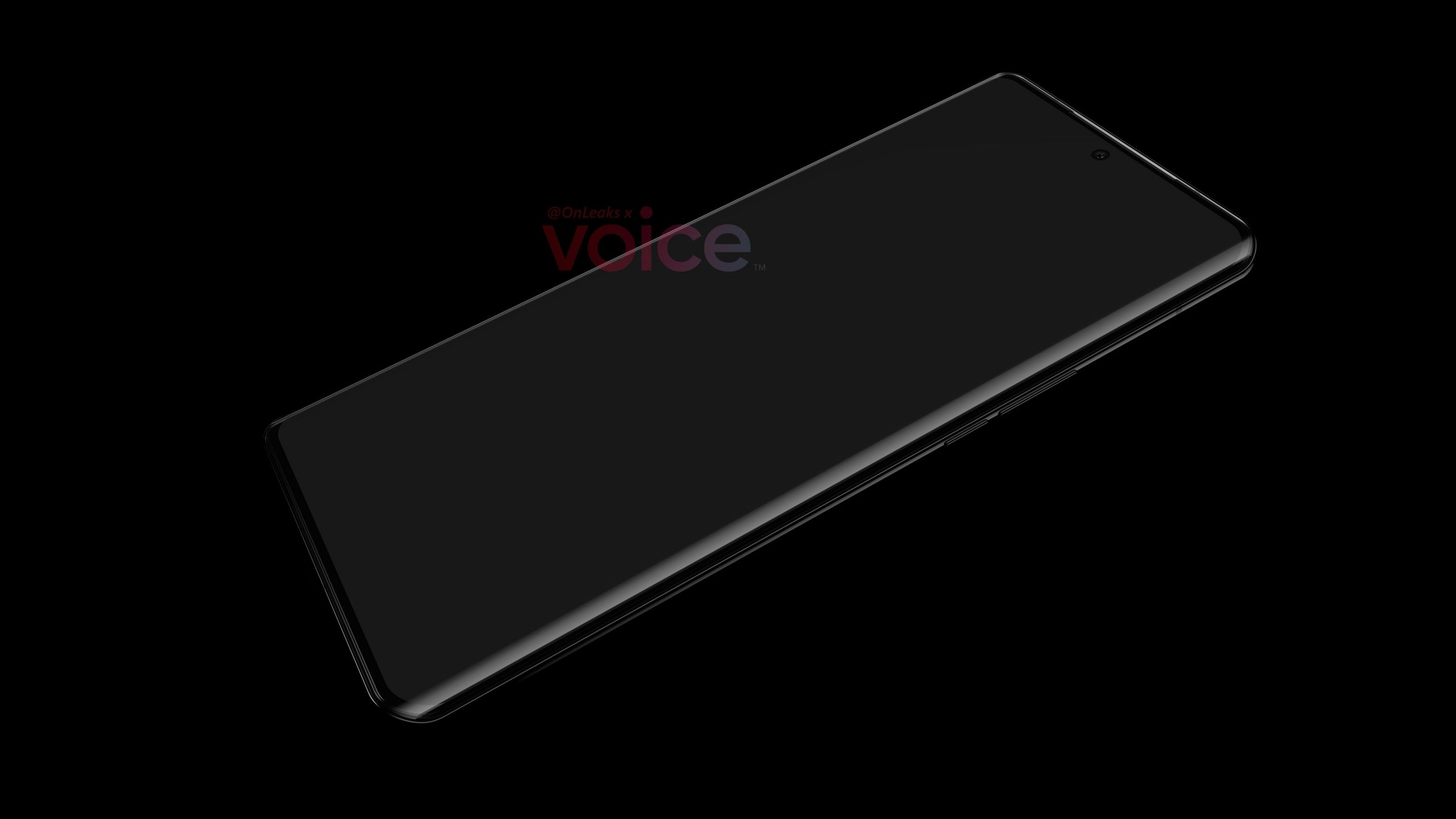 Voice Huawei P50 Pro