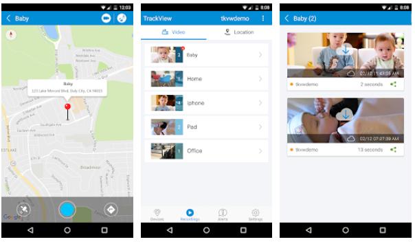 Aplikasi TrackView Sadap HP Pasangan