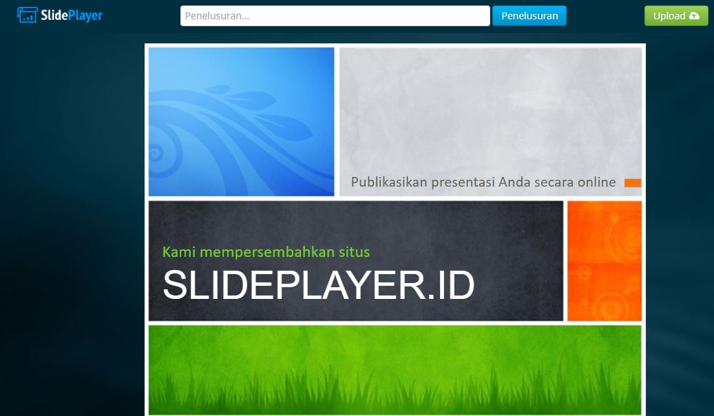 Cara Download SlidePlayer