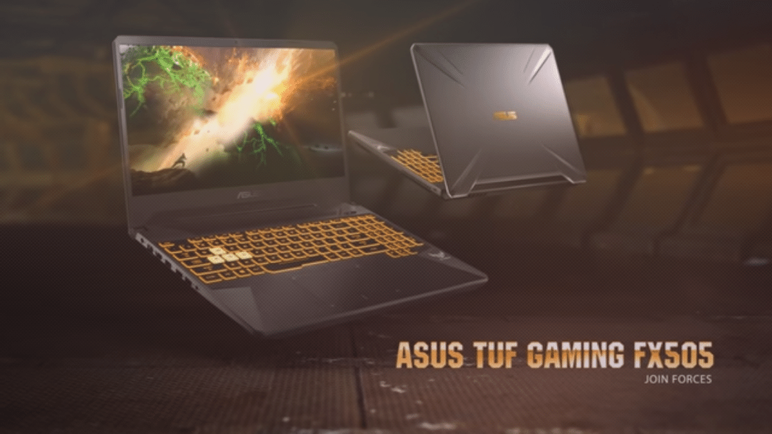 Asus Tuf Gaming Fx505dd 2
