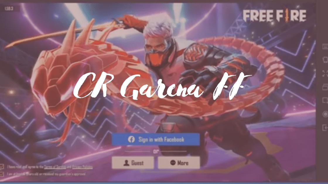 CR Garena FF