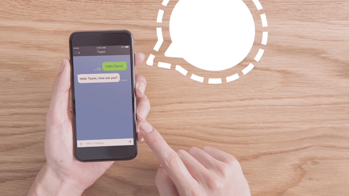 Cara Memindahkan Grup WhatsApp dan Menambahkan Sticker Ke Signal (1)