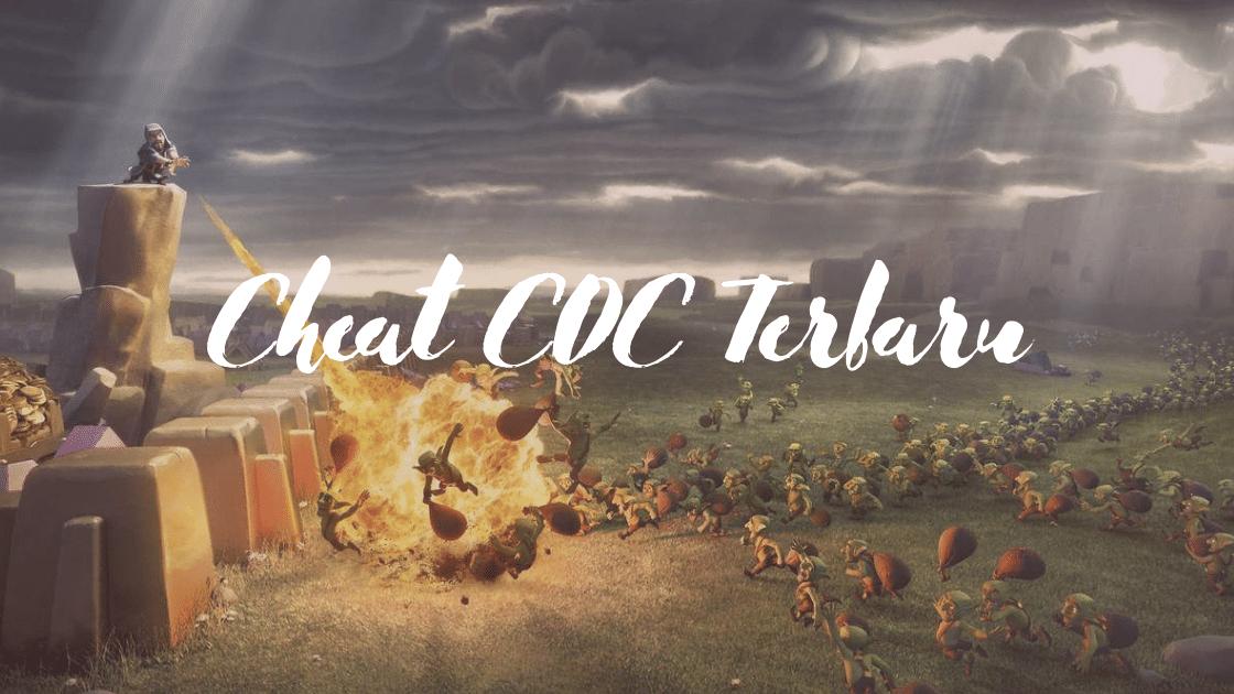 Cheat COC Terbaru