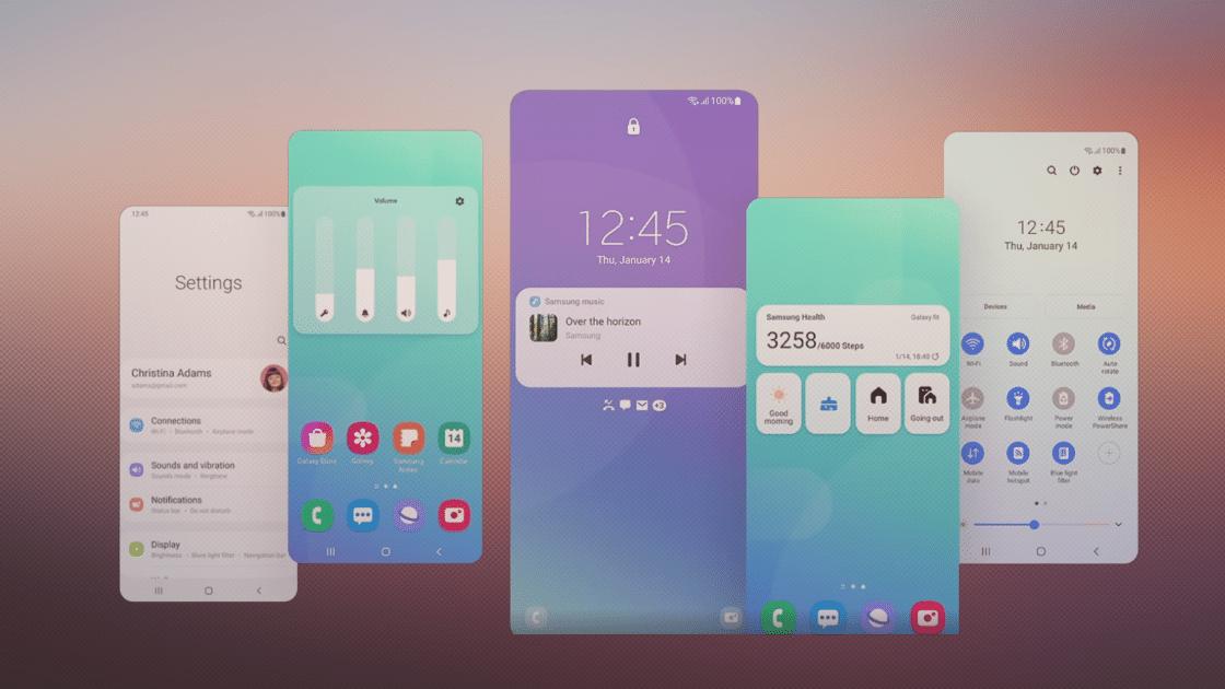 Fitur Terbaik Samsung One UI 3.0
