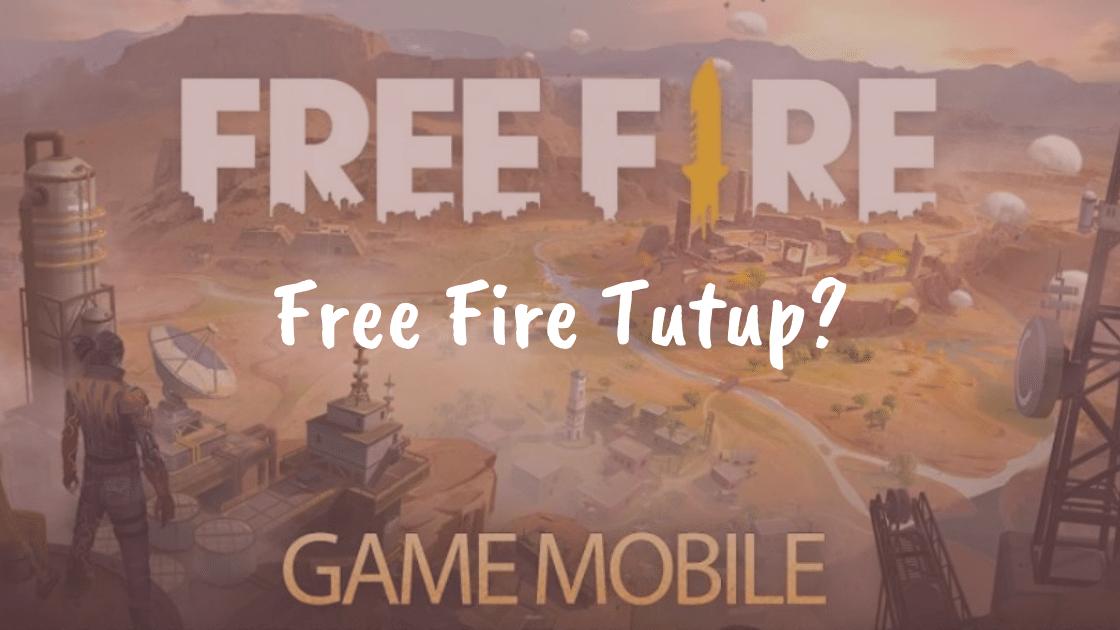 Free Fire Akan Ditutup Pemerintah