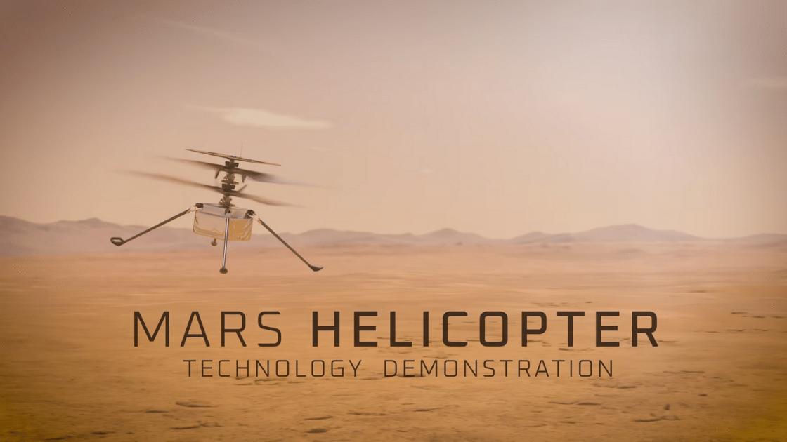 Linux di balik Helikopter Mars (1)