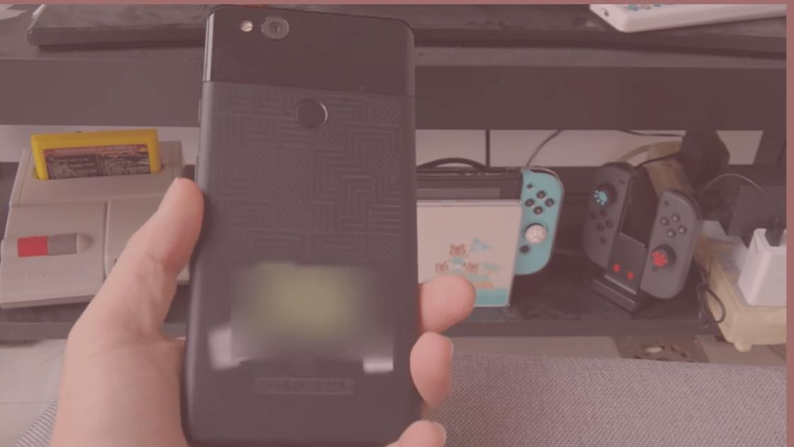 Penampakan HTC Pixel 2 XL