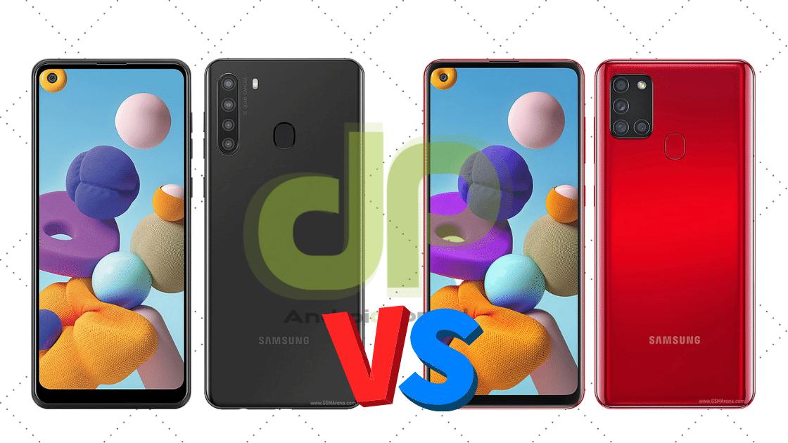 Perbandingan Samsung A21 vs A21s (1)