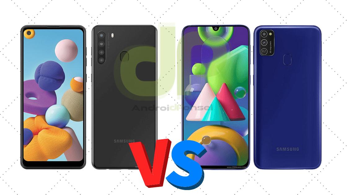 Perbandingan Samsung A21 vs M21 (1)