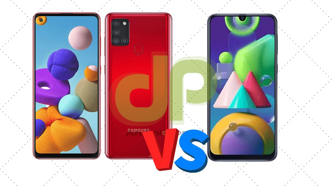Perbandingan Samsung A21s vs M21 (1)