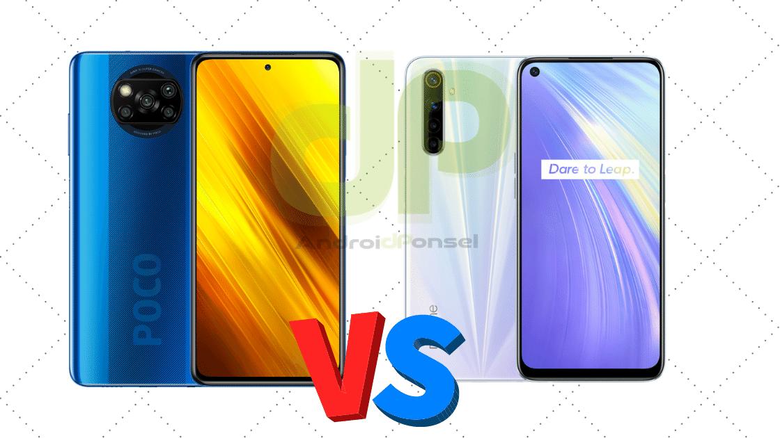 Poco X3 NFC vs Realme 6 (1)