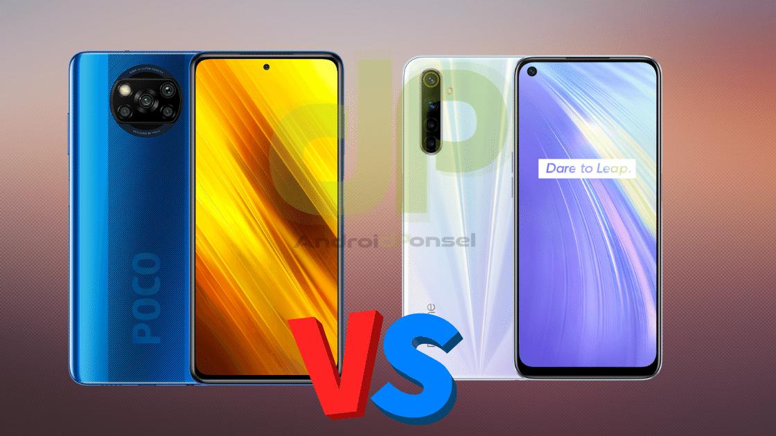 Poco X3 NFC vs Realme 6