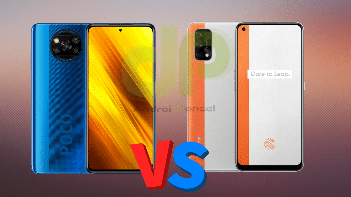 Poco X3 NFC vs Realme 7 Pro