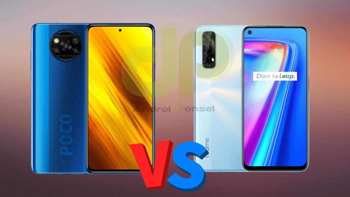 Poco X3 NFC vs Realme 7