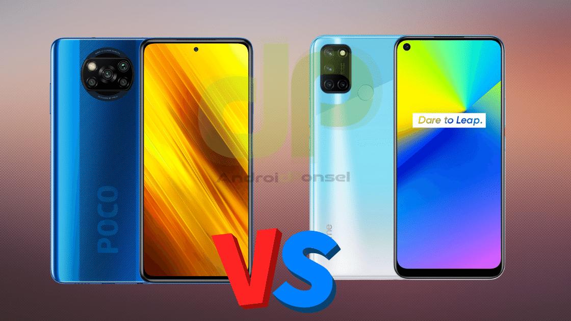 Poco X3 NFC vs Realme 7i