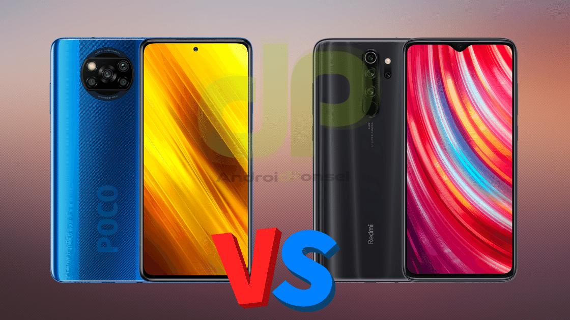 Poco X3 NFC vs Redmi Note 8 Pro (1)