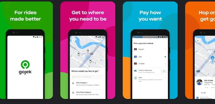 Cara Menggunakan 2 Aplikasi Gojek