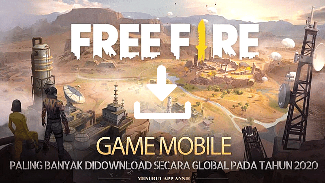 cara download Free Fire di laptop