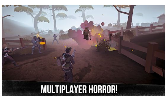 game horor multiplayer android