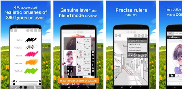 Aplikasi Corel Draw Android