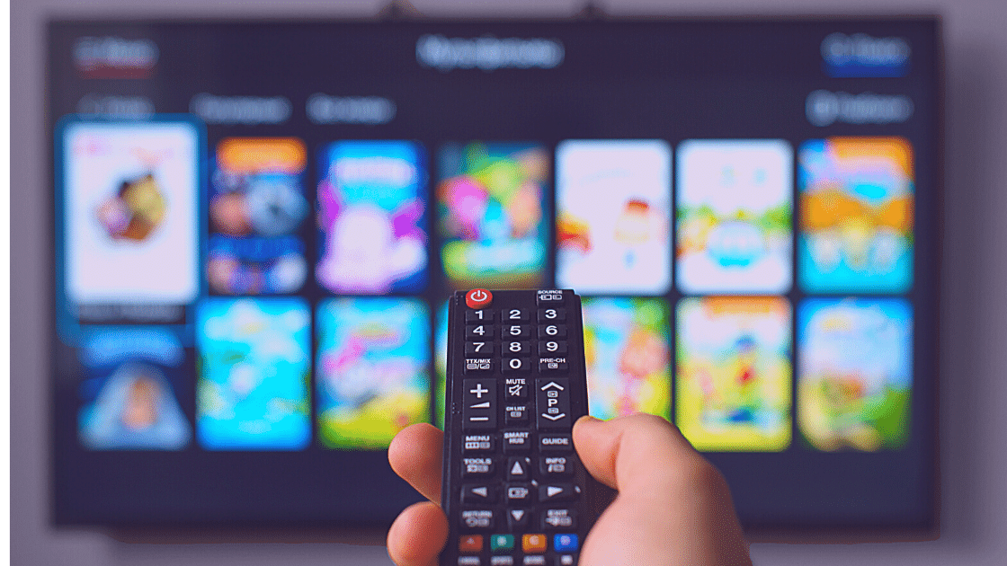 setting android tv