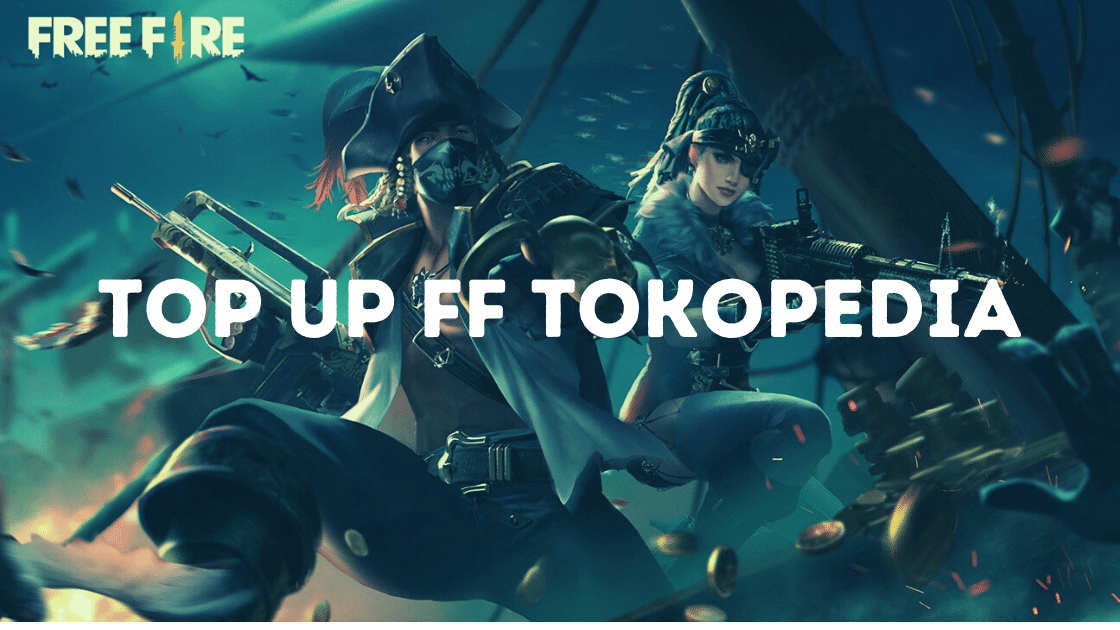 top up ff tokopedia