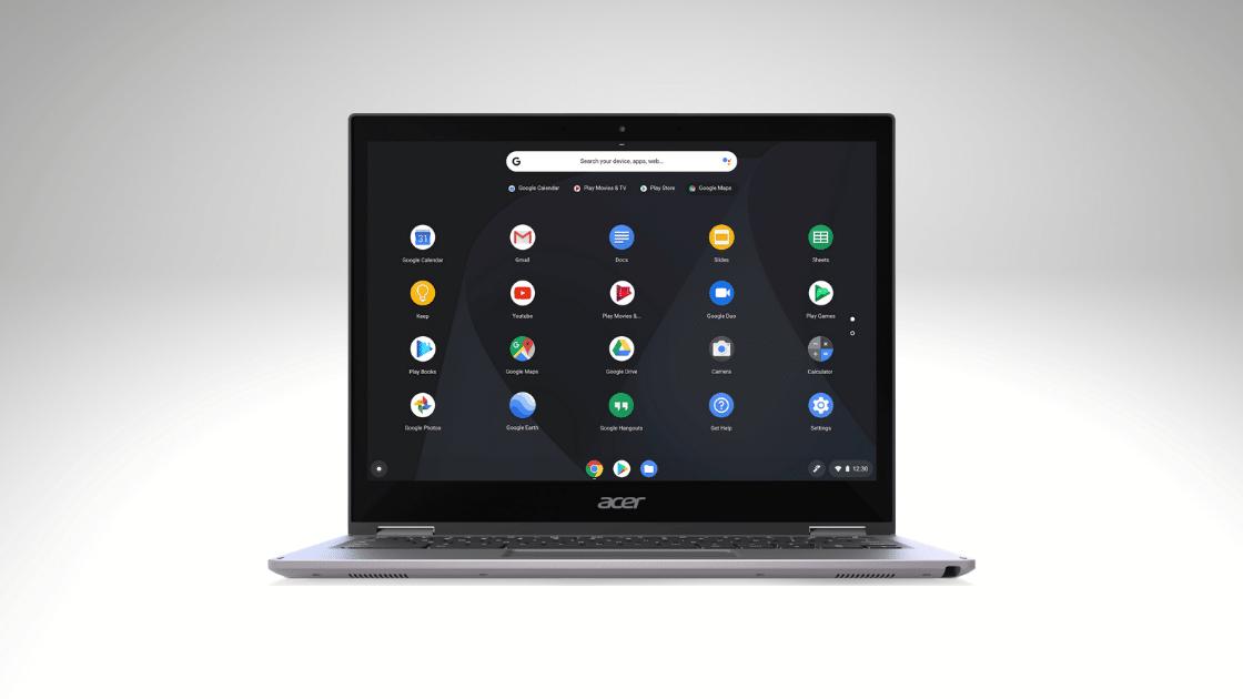 10 Tahun Chrome OS
