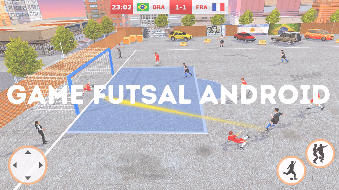 Game Futsal Android