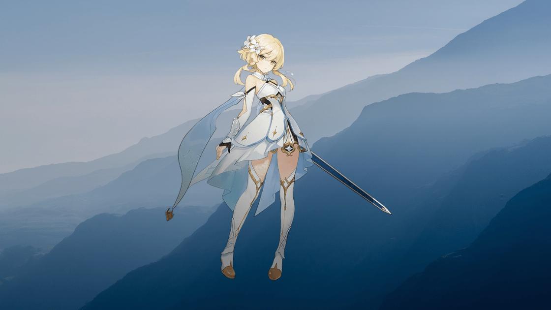 Lumine Genshin Impact