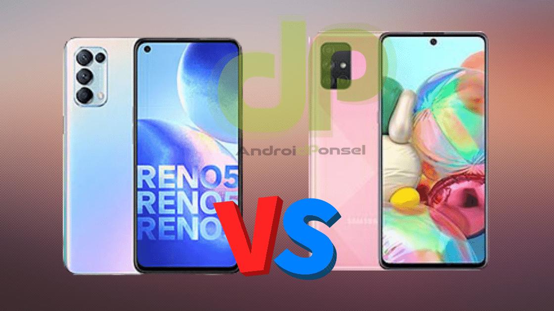 Oppo Reno 5 vs Samsung A71 (1)