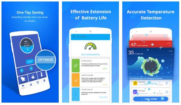 Power Clean aplikasi pembersih Android terbaik dan ringan