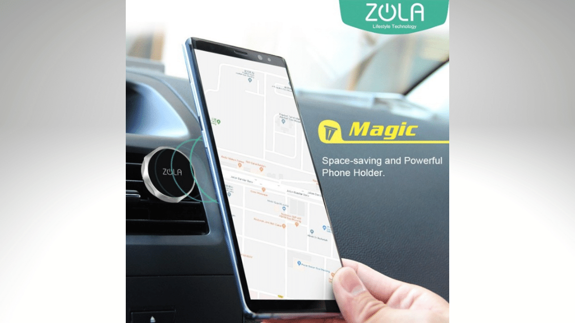 Zola Magic Stylish Magnetic