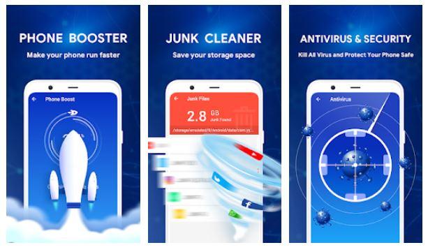 clean master aplikasi pembersih Android terbaik dan ringan