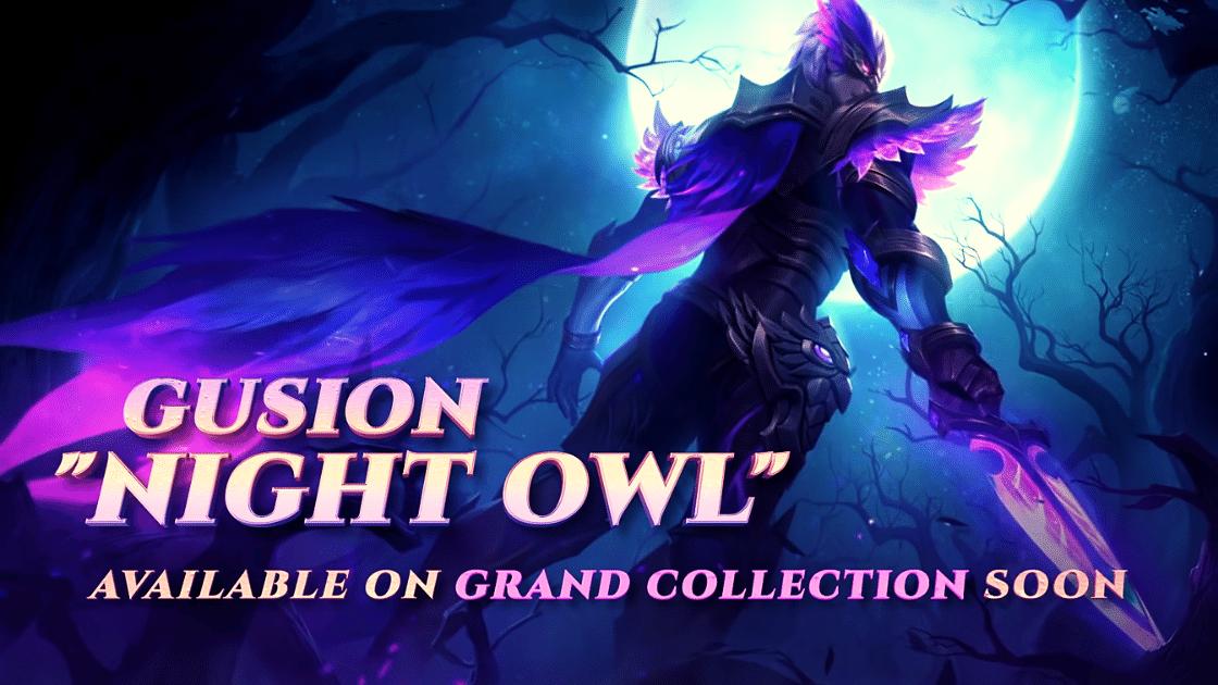 Night Owl Mobile Legends