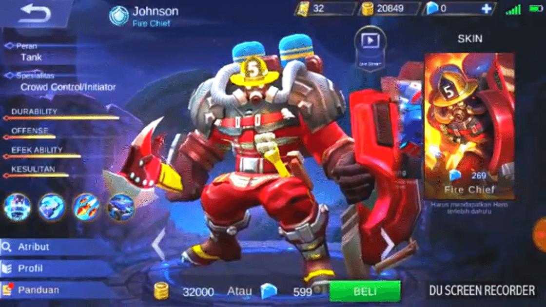 skin fire chief ml
