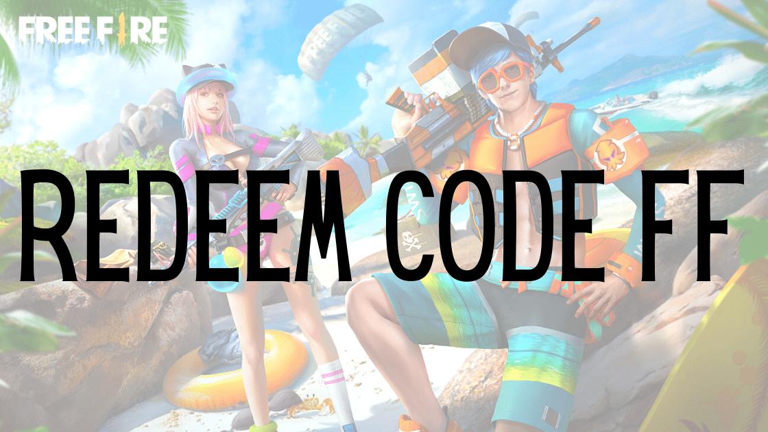 tempat redeem code FF