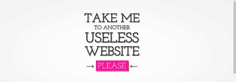 Website Unik dan Aneh