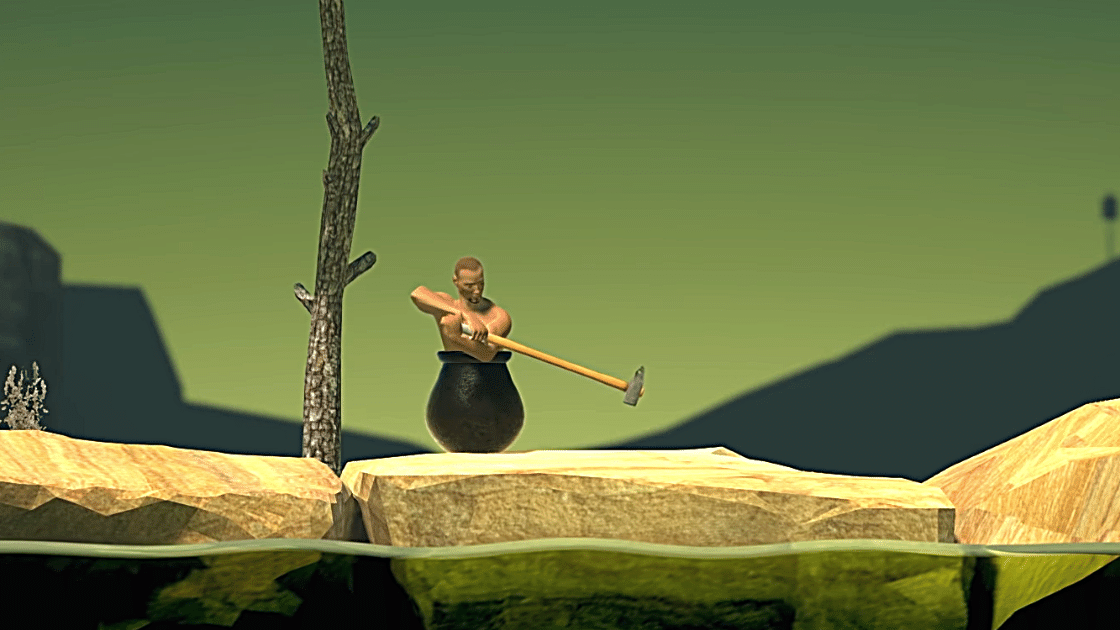 download game Getting Over It Android