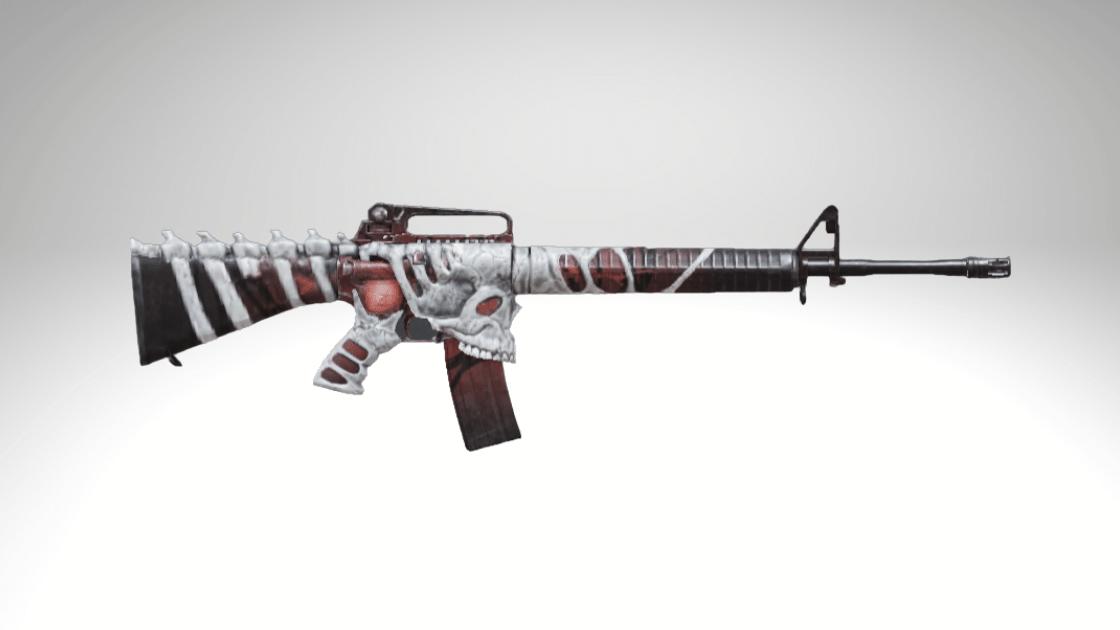 M16A4 Blood & Bones