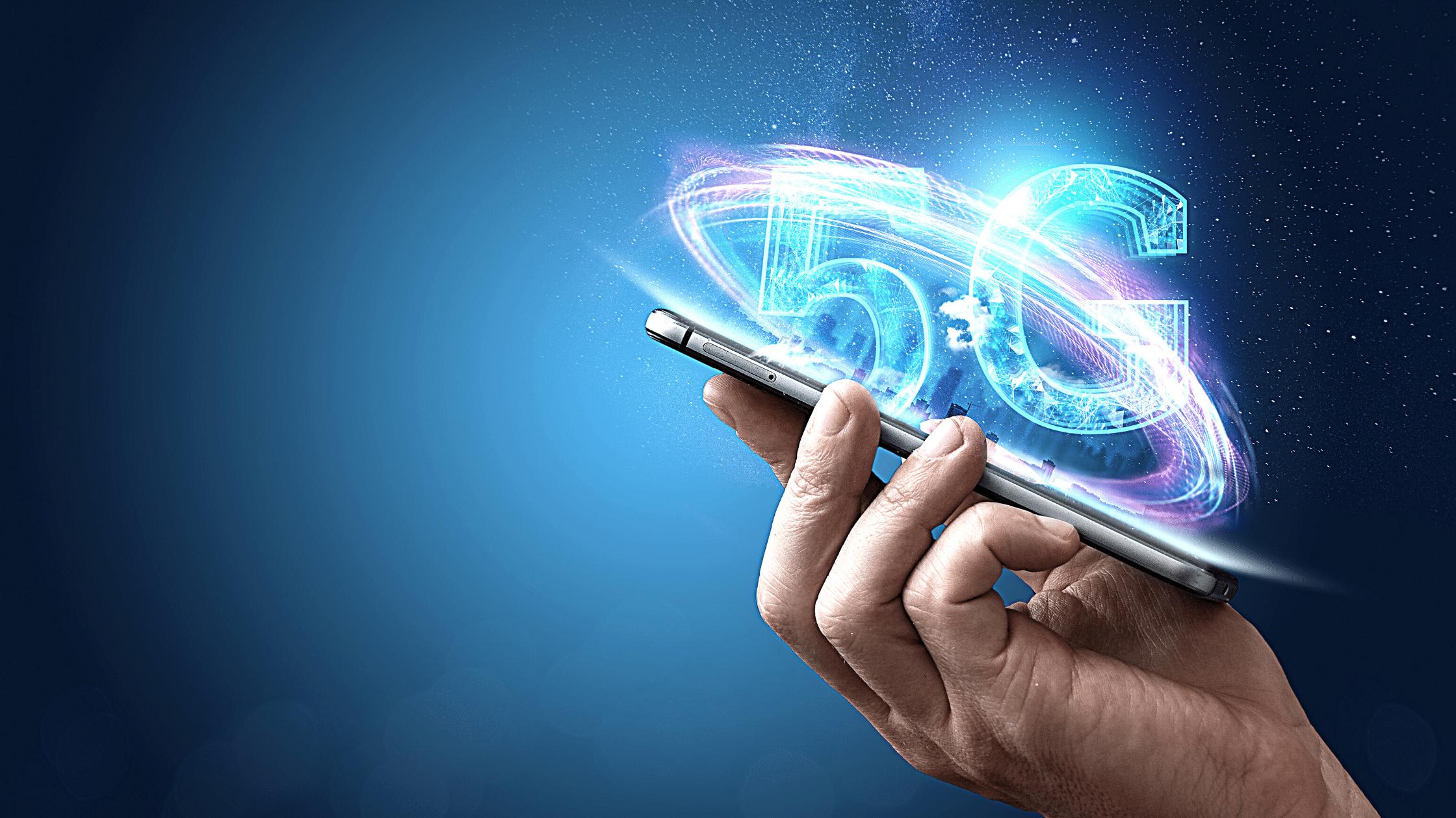 Smartphone 5G Termurah