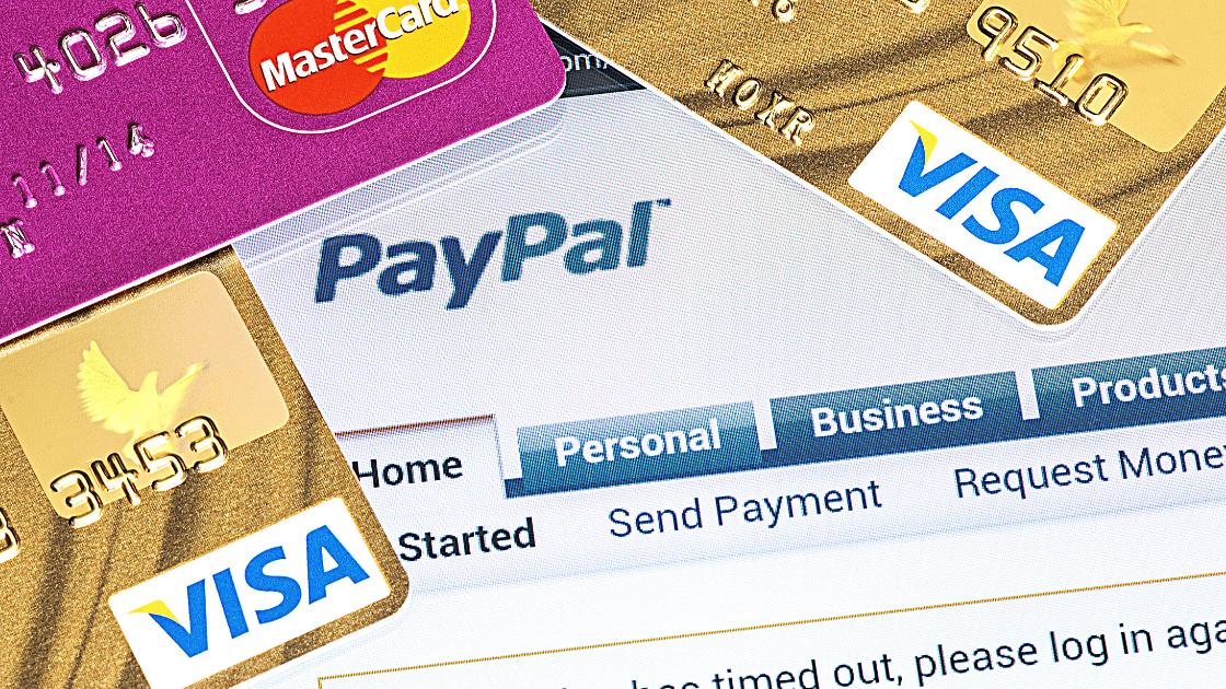 cara meminta pembayaran di Paypal